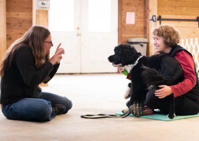 Reach PWD & Lisa Kinney